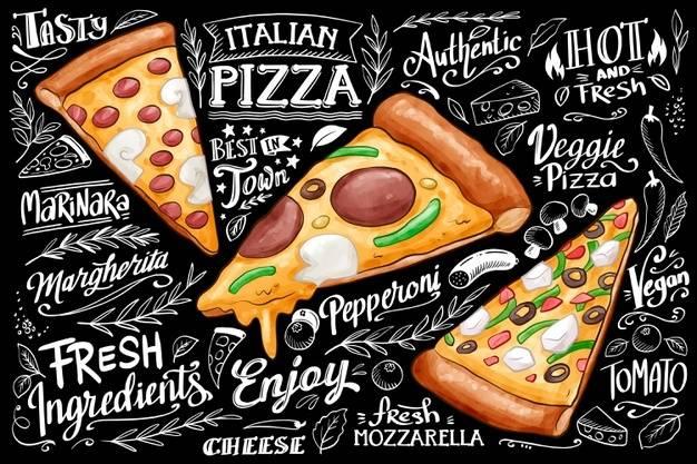 Contacter la pizzeria Bon Apat